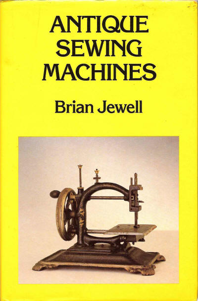 Books On Collecting Vintage Sewing Machines ISMACS Booklist Amazing How To Use A Sewing Machine Book
