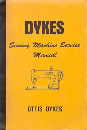 Robinsons Basic Mechanical Sewing Machine Service Repair Manual Course Book