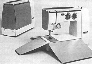 Elna Lotus Sewing Machines