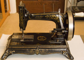 Mother's Help Sewing Machine
