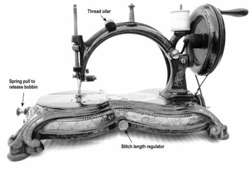 Sewing Machine Companies