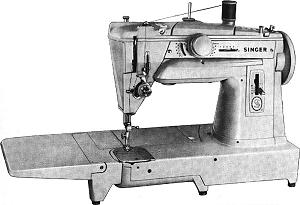 Singer Model 431 Slant Shank Sewing Machine