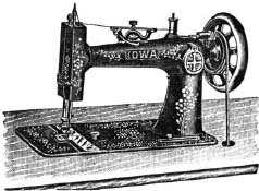Vintage Sewing Machine Made For Sears