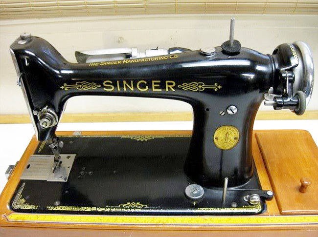 singer sewing machine model 101
