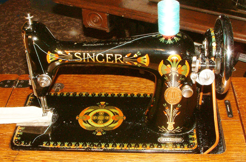 Singer Decal Sets For Domestic Sewing Machines Classy Replacement Sewing Machine Decals