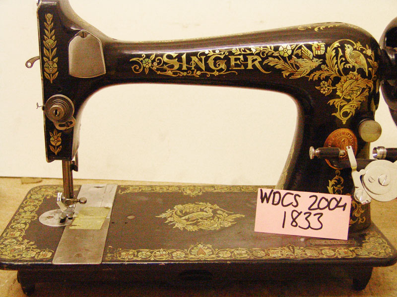 Singer Decal Sets For Domestic Sewing Machines Simple Replacement Sewing Machine Decals