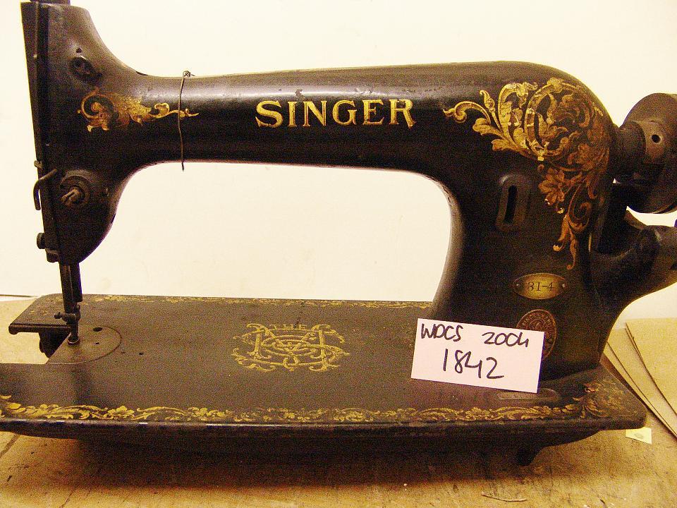 singer sewing machine decals