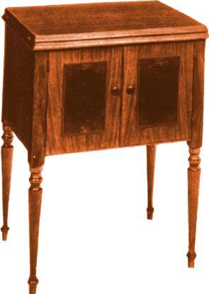 Singer Sewing Machine Cabinet Number 47