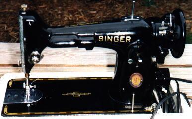 Singer Class 201 Sewing Machines