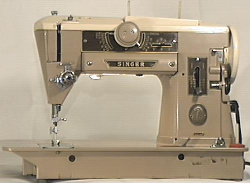Singer 40 SlantOMatic Sewing Machine Awesome Matic Sewing Machine