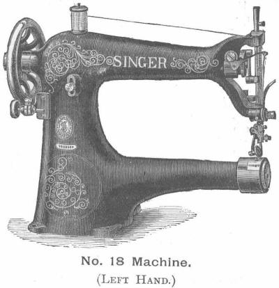 one handed sewing machine