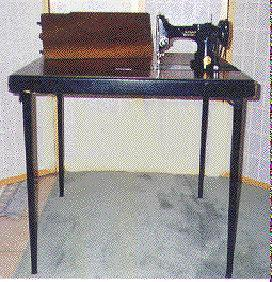 Featherweight Fever Elusive Sewing Machine Cabinets And