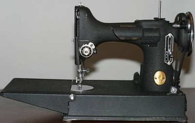 Machine sewing singer dating featherweight The Singer