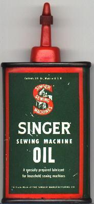 Dating Singer Oil Cans
