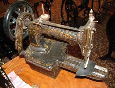 Singer Model 40K Industrial Sewing Machine Inspiration Antique Industrial Sewing Machine