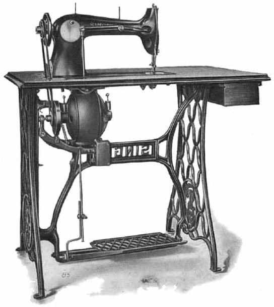 a biography of the inventor of the sewing machine isaac singer Research inventor isaac merritt singer, of singer manufacturing company, and his sewing machine design with a speed of 900 stitches per.