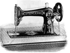 singer sewing machine class 66