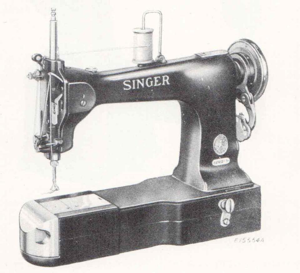 Comprehensive Singer Sewing Machine Model List Classes 1 99 K Threading Diagram 12w213