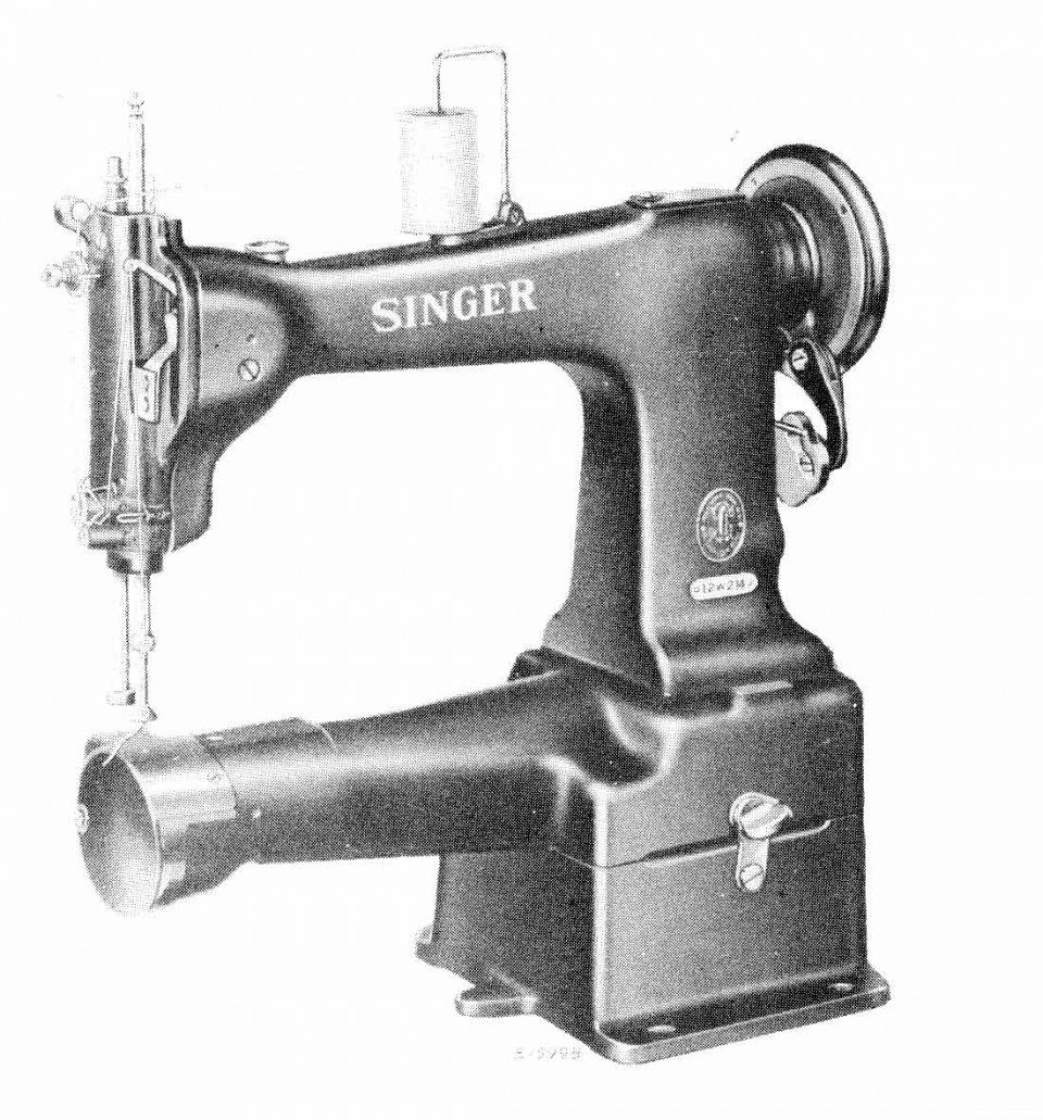 Comprehensive Singer Sewing Machine Model List Classes 1 99 K Threading Diagram 12w214