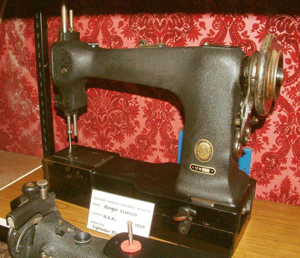 Comprehensive Singer Sewing Machine Model List Classes 1 99 K Threading Diagram 12w223