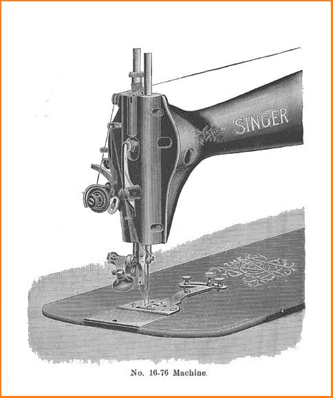 Comprehensive Singer Sewing Machine Model List Classes 1-99
