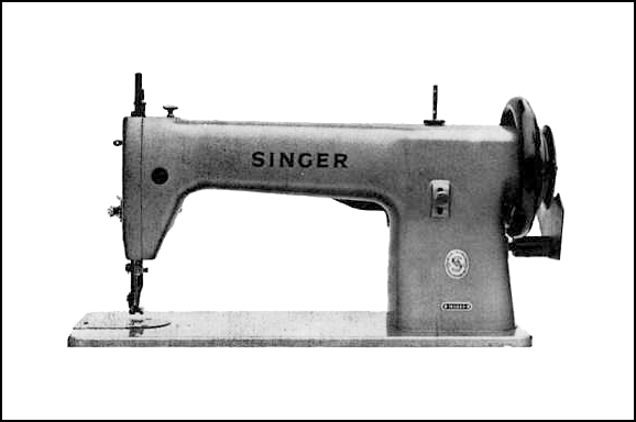 singer sewing machine model 288