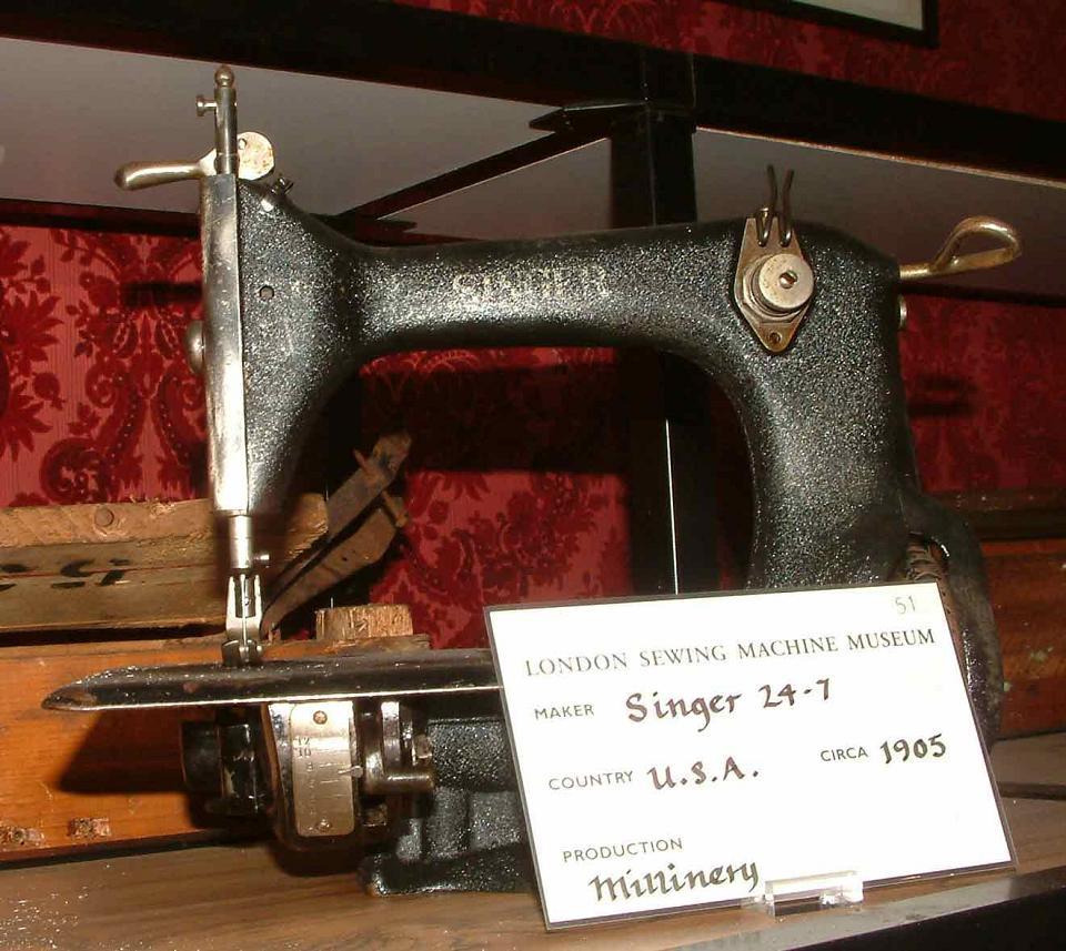 singer 96 10 sewing machine