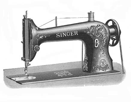 Singer Sewing Machines For Manufacturing Purposes Interesting Singer Industrial Sewing Machine Model 31 20