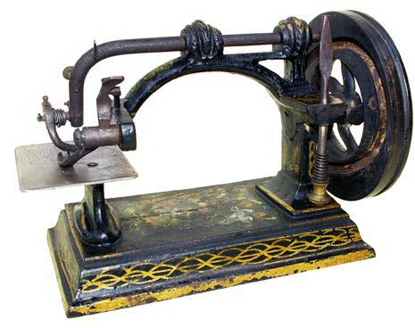 Sewing machines wilcox and gibbs Willcox &